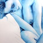 Sonno in blu