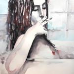Nella vasca da bagno
