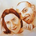 Elena e Cesare