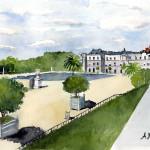 Giardini di Lussemburgo - Parigi