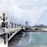 Ponte Alessandro III - Parigi