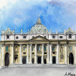 Basilica San Pietro - Roma