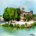 Isola Tiberina - Roma