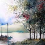 la-barca-nel-lago