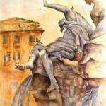 Fontana dei Fiumi - Roma