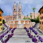 Scalinata Trinità dei Monti - Roma