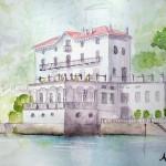 Villa La Pescosa Argegno
