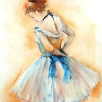 Hommage a Degas